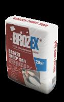 БРОЗЕКС Гипер Пол ровнитель для пола BROZEX 20,0 кг *1/48 - Интернет-магазин «Строительный двор Морозов»