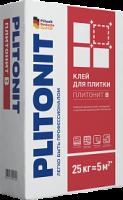 ПЛИТОНИТ Клей для плитки В 25,0 кг - Интернет-магазин «Строительный двор Морозов»