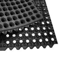 Коврик придверный грязесборный ячеистый 50х100см SH-8130 007588 - Интернет-магазин «Строительный двор Морозов»