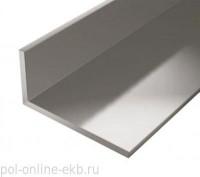 AL Профиль алюминиевый угл. разностор 2м (40*20мм*2мм) - Интернет-магазин «Строительный двор Морозов»