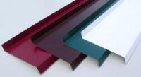 Отлив оконный H=180мм L=2,0м с цветным полимерным покрытием - Интернет-магазин «Строительный двор Морозов»
