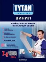 Клей обойный TYTAN винил Euroline 250гр. 07856 7017169 *1/12 ПК08 - Интернет-магазин «Строительный двор Морозов»
