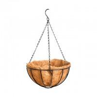 Вкладыш для Коковита-цветок Listok 30 см сосо арт.796-12  - Интернет-магазин «Строительный двор Морозов»