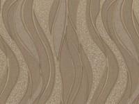Обои винил на флизелин основе 1,06х10м В118 8562-12 Ализе волна бронзовая Славянские - Интернет-магазин «Строительный двор Морозов»