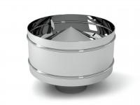 ВПУ Дефлектор ф150 оцинк 0,5мм 100133 - Интернет-магазин «Строительный двор Морозов»