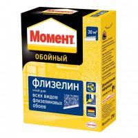 Клей обойный Момент флизелин 250г 1234787 203669 - Интернет-магазин «Строительный двор Морозов»