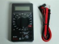 Мультиметр M831  AC(750V) DC(600V/10A) R(2MOм) диод-тест 2 изм в сек 2020 241602 - Интернет-магазин «Строительный двор Морозов»