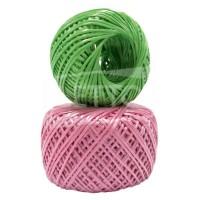 ЛИСТОК Шпагат полипропиленовый 120м зеленый/розовый LISTOK LMU002G 821877 - Интернет-магазин «Строительный двор Морозов»