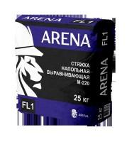 АРЕНА Смесь сухая напольная выравнивающая ARENA FL1 25кг 00000083 - Интернет-магазин «Строительный двор Морозов»