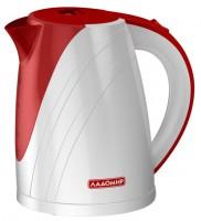 Чайник электрический пластик 1,7л 2000Вт ЛАДОМИР АА421 674108 - Интернет-магазин «Строительный двор Морозов»
