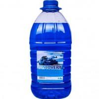 Стеклоомывательная жидкость DISCOVERY 5,0л до -30 91894  - Интернет-магазин «Строительный двор Морозов»