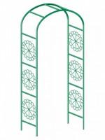 Арка садовая PALISAD декоративная для вьющихся растений 228х130см - Интернет-магазин «Строительный двор Морозов»