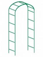 Арка садовая PALISAD декоративная для вьющихся растений 240х141см 69120   - Интернет-магазин «Строительный двор Морозов»