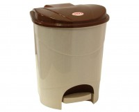 Контейнер для мусора с педалью 11л М2891 М-ПЛАСТИКА ВТ89 007305 007299 - Интернет-магазин «Строительный двор Морозов»
