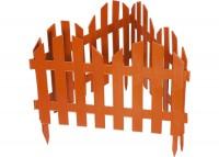 Забор декоративный Ренесанс 45х300см белый - Интернет-магазин «Строительный двор Морозов»