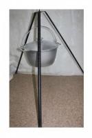 Тренога для котла походного №1 г.Кукмор Т01 004404 - Интернет-магазин «Строительный двор Морозов»
