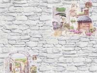 Обои бумажные моющиеся 0,53х10м В56.4 8123-10 МК Арка Славянские - Интернет-магазин «Строительный двор Морозов»