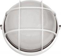 НАВИГАТОР Светильник Е27 60Вт круг с решеткой белый - Интернет-магазин «Строительный двор Морозов»