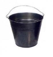 Ведро 12л мет черное ОВ12ч Магнитогорск *1/10 ТА23 243298 - Интернет-магазин «Строительный двор Морозов»