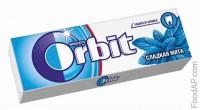 Жевательная резинка ORBIT Сладкая мята 50173808 - Интернет-магазин «Строительный двор Морозов»