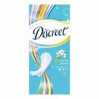 Женские гигиен. прокладки на каждый день DISCREET Deo Spring Breeze Multiform Single 20шт 179634 - Интернет-магазин «Строительный двор Морозов»