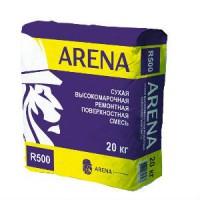 АРЕНА Тиксотропный высокомарочный быстротвердеющий ремонтный состав ARENA R500+ 20кг 00000078 - Интернет-магазин «Строительный двор Морозов»