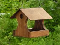 Кормушка для птиц деревянная - Интернет-магазин «Строительный двор Морозов»