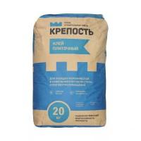 КРЕПОСТЬ Клей для плитки 20,0 кг *1/56 БФ17 - Интернет-магазин «Строительный двор Морозов»