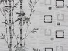 Обои бумажные 0,53х10м В77.4 5094-10 Пена Бамбук Славянские - Интернет-магазин «Строительный двор Морозов»