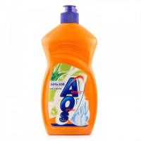 АОС Средство для мытья посуды AOS Алое-Вера 500г 56316 012442 - Интернет-магазин «Строительный двор Морозов»