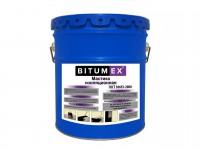 Мастика битумная гидроизоляционная BITUMEX 18кг 000017 - Интернет-магазин «Строительный двор Морозов»