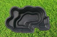 Пруд садовый декоративный пластиковый 640 литров Эконом Цвет. - Интернет-магазин «Строительный двор Морозов»