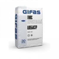 ГИФАС-Гипс строительный Г-4 Gifas алебастр 30кг - Интернет-магазин «Строительный двор Морозов»