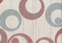 Обои винил на флизелин основе 1,06х10м 33065 1127-07 Ornamy Круги винный Маякпринт Пенза - Интернет-магазин «Строительный двор Морозов»