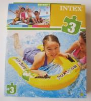 Доска для плавания INTEX 81х76см Делюкс 58167 - Интернет-магазин «Строительный двор Морозов»