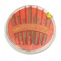 Иглы швейные в круглой коробке 308-592 - Интернет-магазин «Строительный двор Морозов»