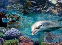 Ламинат 3D ПВХ Дельфин 1800х2057х4мм (11шт/уп-1800х187мм) 014745 - Интернет-магазин «Строительный двор Морозов»