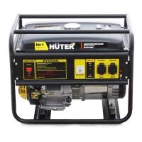 ХУТЕР Генератор бензиновый HUTER 6500L 5кВт бак22л 77кг  - Интернет-магазин «Строительный двор Морозов»