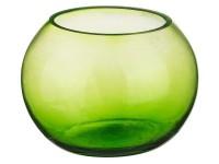 Ваза для цветов круглая 90мм стекло зеленая 182-235 ЛТ80 822355 - Интернет-магазин «Строительный двор Морозов»