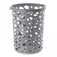 Корзина для мусора 12л Сорренто серый М2055 АЛЬТЕРНАТИВА 472878 - Интернет-магазин «Строительный двор Морозов»