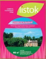 Газон LISTOK универсальный 15,0 кг 550 м2 501236 - Интернет-магазин «Строительный двор Морозов»