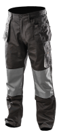 Брюки рабочие NEO HD SERIES 81-230-М (размер М/50) - Интернет-магазин «Строительный двор Морозов»