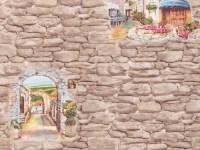 Обои бумажные моющиеся 0,53х10м В56.4 8123-02 МК Арка Славянские - Интернет-магазин «Строительный двор Морозов»