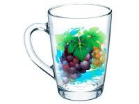 Кружка 300мл Капучино виноград 07с1334 ДЗ - Интернет-магазин «Строительный двор Морозов»