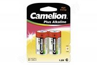 Батарейка CAMELION Plus Alkаline D LR20/373 BL2 112576 000005 - Интернет-магазин «Строительный двор Морозов»