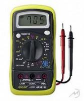 Мультиметр MAS830B,AC(600V) DC(600V/10A) R(2МОм),диод-тест, 2-3 изм в сек. 3225 - Интернет-магазин «Строительный двор Морозов»