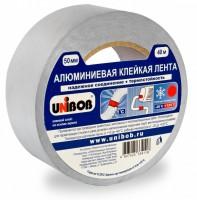 Алюминиевая клейкая лента 50мм 40метров UNIBOB 37282 00234 *1/24 334118 - Интернет-магазин «Строительный двор Морозов»