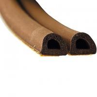 Уплотнитель PRAKTISCHE D 9х8мм коричневый 1метр *1/100 У0036 - Интернет-магазин «Строительный двор Морозов»