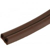 Уплотнитель REMONTIX Профиль D100 9х8мм коричневый 1метр *1/50м АО05 - Интернет-магазин «Строительный двор Морозов»