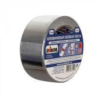 Алюминиевая клейкая лента 50мм 50метров UNIBOB 37284 *1/24 334125 - Интернет-магазин «Строительный двор Морозов»